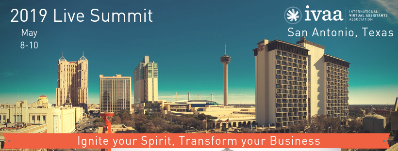 IVAA Live Summit Announcement