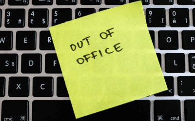 How to Handle Clients When You're Out of the Office