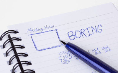 Bad Meeting Behaviors and How to Stop Them